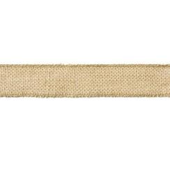 Jute lint 4cm breed - 5 meter lang