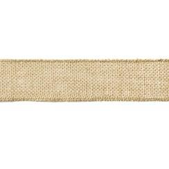 Jute lint 5cm breed - 5 meter lang