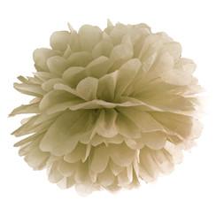 Pompom goud 35cm