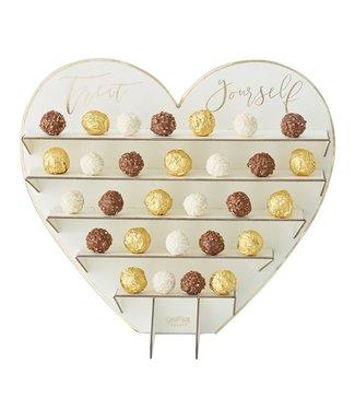 Ginger Ray Bonbonstandaard | Ferrero Rocher | 30-40 chocolaatjes