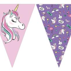 Vlaggenlijn Unicorn - 2,3 meter