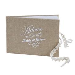 Gastenboek - Advice for the bride & groom