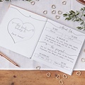 Ginger Ray Weddingplanner bruiloft planner boek | Engelstalig | Rose goud