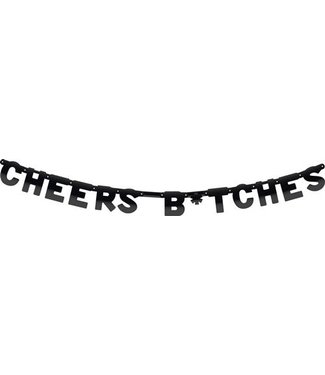 Haza Letterslinger Cheers Bitches