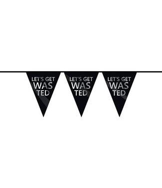 Haza Vlaggenlijn Let's get wasted