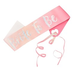 Bride to be sjerp | Roze