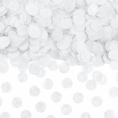 Confetti wit - 15 gram