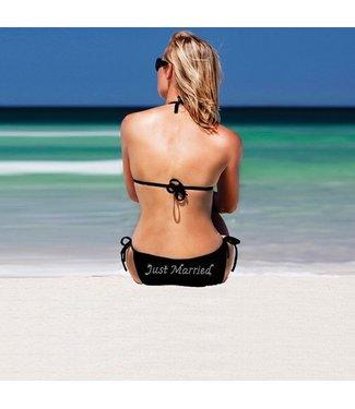 Neviti Bikini Just Married - Zwart