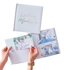 Fotoalbum - Wedding Memories