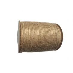 Jute touw   100 meter   2 mm breed