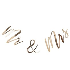 Slinger Mr & Mrs goud