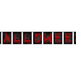Halloween slinger - 123cm