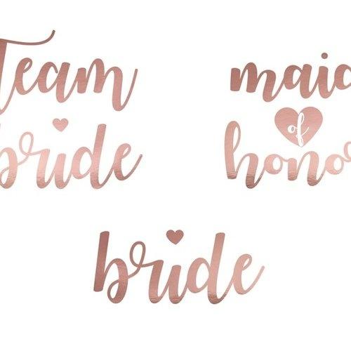 Bruiloft-tattoos