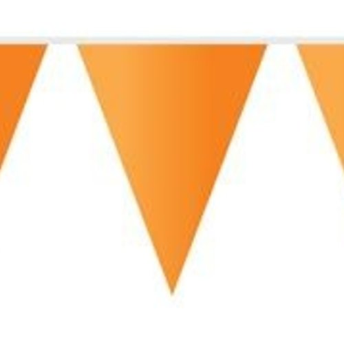 Haza Vlaggenlijn oranje - 10 meter