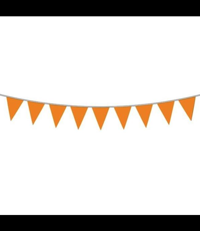 Globos Vlaggenlijn oranje - 10 meter