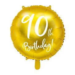 Folieballon 90th birthday | 90 jaar