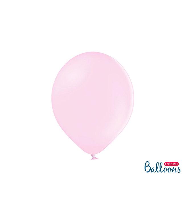 Ballonnendeal Ballonnen pastel pale pink