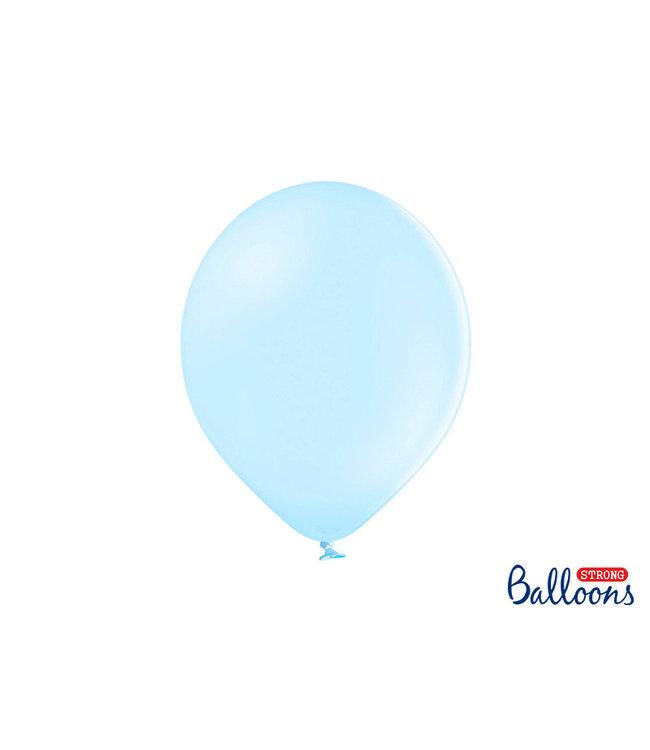 Ballonnendeal Ballonnen pastel light blue