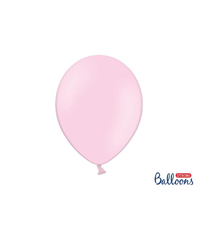 Ballonnendeal Ballonnen pastel baby pink