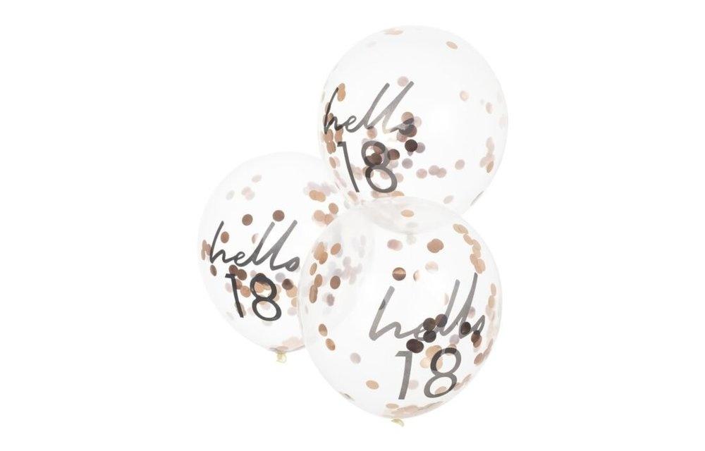 Ballonnen leeftijd