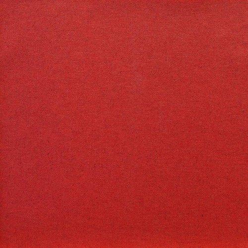 Gecoat Tafellinnen Rojo Rood Effen 180CM