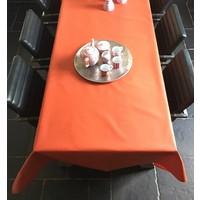Gecoat Tafellinnen Rojo Rood Effen 140CM