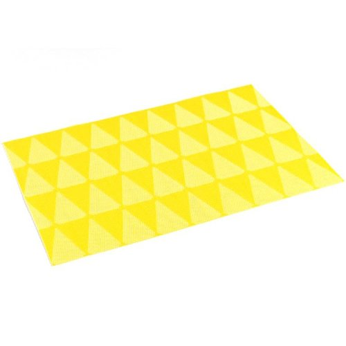 Placemat PVC Takea Geel