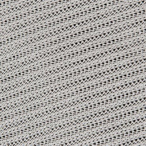 Rond Tafelkleed Buiten Vinyl Grijs Ø160CM