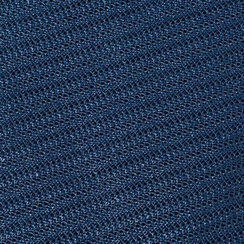 Rond Tafelkleed Buiten Vinyl Blauw Ø160CM