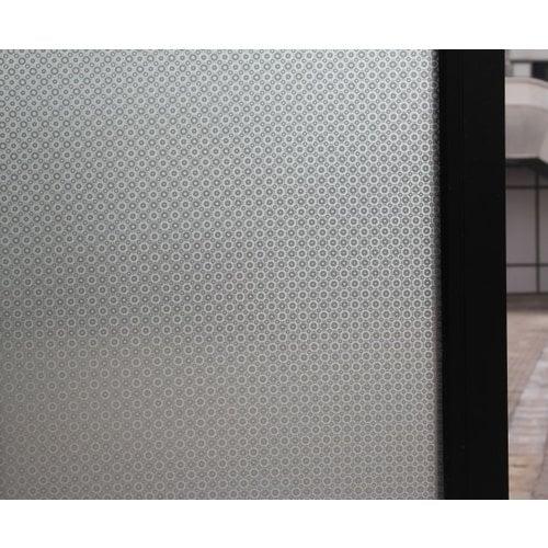Raamfolie MC Statisch 45cm x 2m - Kleine Rondjes