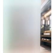 Raamfolie Op Maat Statisch 45CM Breed - Frost