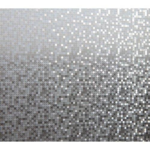 Raamfolie Statisch 45CM Breed - Kleine rondjes