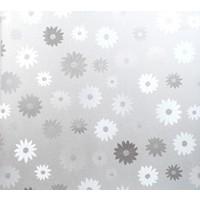 Raamfolie MC statisch 45cm x 2m - Bloemen