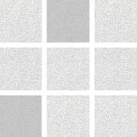 Raamfolie Statisch 3D Embossed 90CM Breed - Blokken