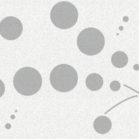 Raamfolie Statisch 2D print 45CM Breed - Bollen