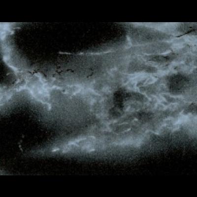 Plakfolie 45cm x 2m Marmer zwart