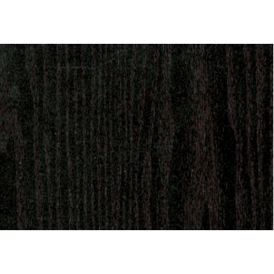 Plakfolie 45cm x 2m zwart hout