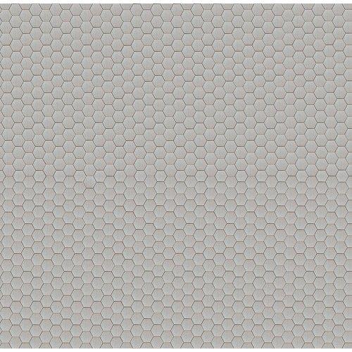 LineaFix Raamfolie Statisch Hexagon - 92 CM Breed
