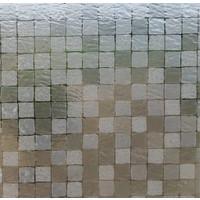 LineaFix Raamfolie Statisch Blokken - 92 CM Breed