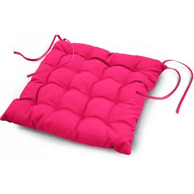 Stoelkussen Essential Roze 40 x 40 cm