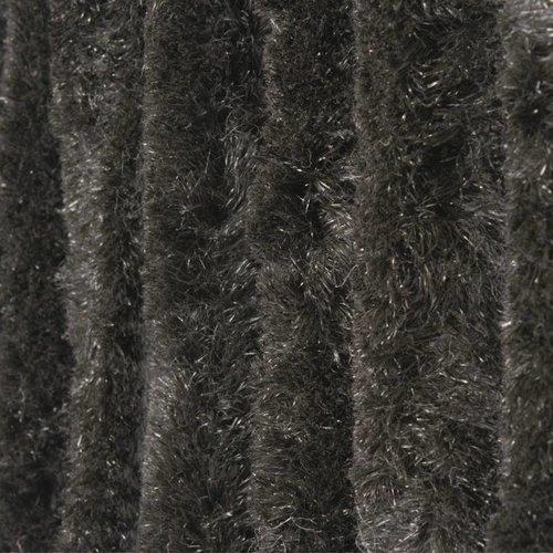 Kattenstaart Zwart Uni