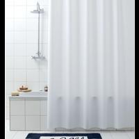 Douchegordijn Tavere Wit 180 x 200 cm