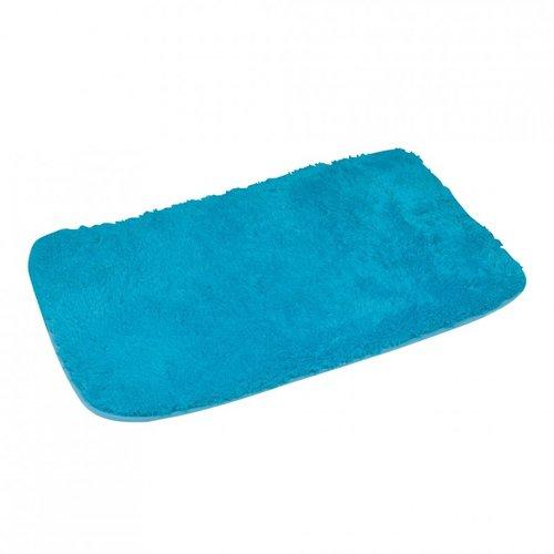 Badmat Aqua Blauw 50 x 80 cm