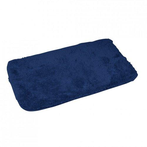 Badmat Donker Blauw 50 x 80 cm