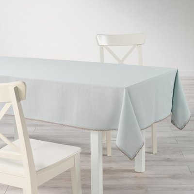 Tafelkleed Femina Blue 140x240 CM