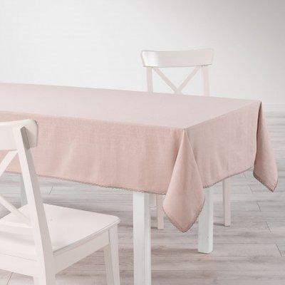 Tafelkleed Femina Roze 140x240 CM