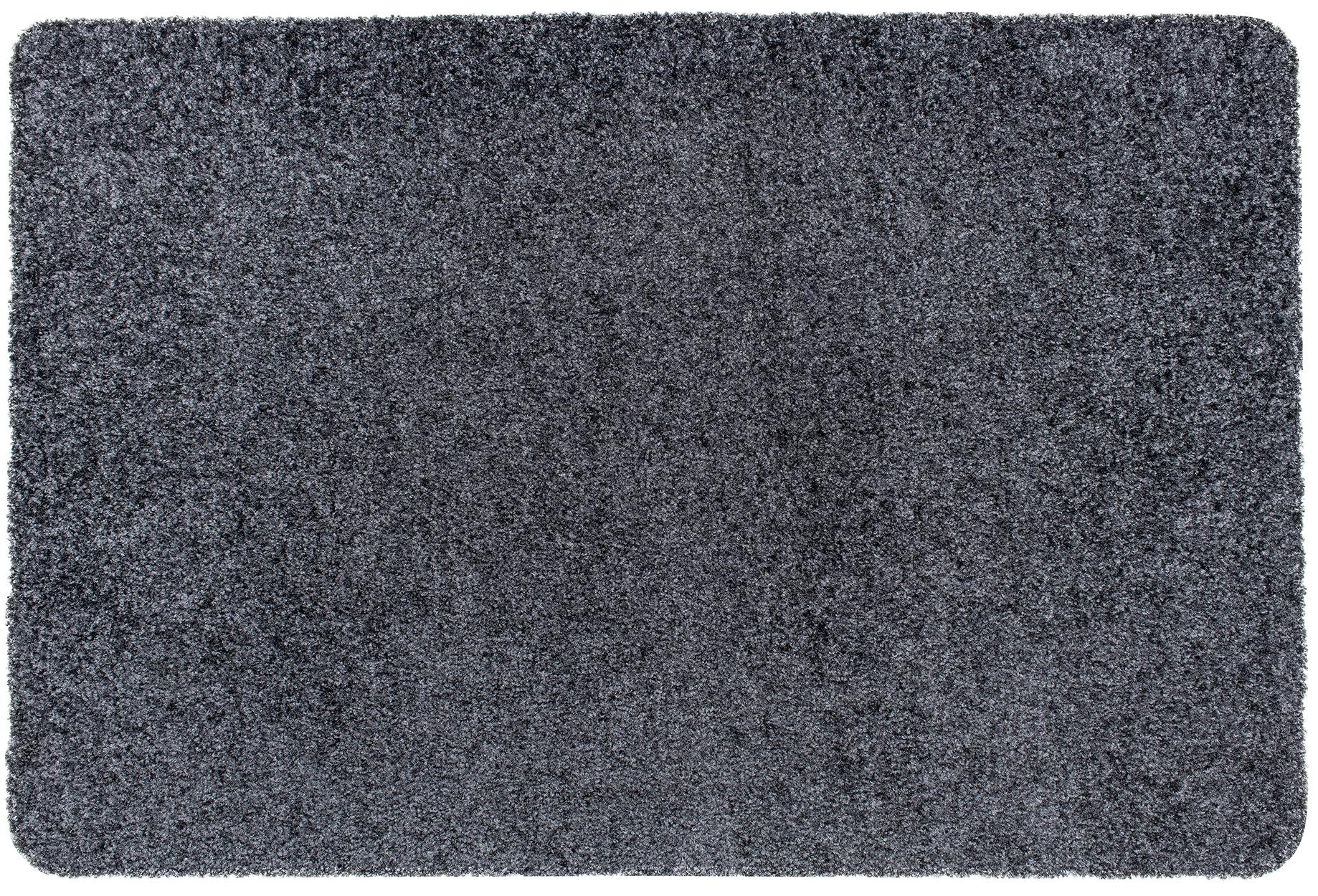 Droogloopmat Deurmat Washclean Grijs - 9mm Dik