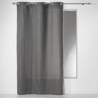 Kant En Klaargordijn Donker Grijs 140 x 240 cm
