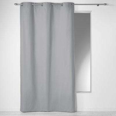 Kant En Klaargordijn Licht Grijs 140 x 240 cm