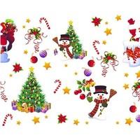 Tafelzeil Kerst Wit
